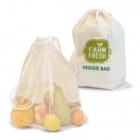 Unverpackt : Obst- und Gemüsebeutel bedrucken