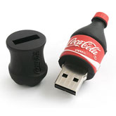 USB-Sticks in Logo-Form bedrucken