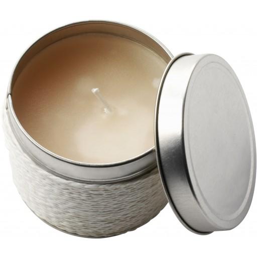 Duftkerzen 'Glow' | Weiß