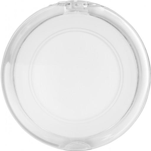 Kosmetikspiegel 'Madame' aus Kunststoff | Weiß