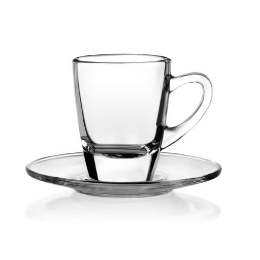 Porzellan-Tasse Kenia Espresso Glastasse