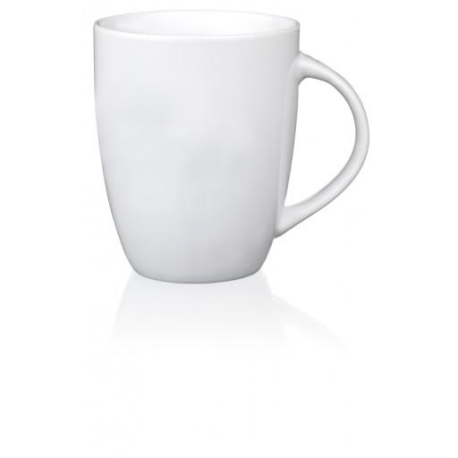 Porzellan-Tasse Lima, weiß I white 29 cl