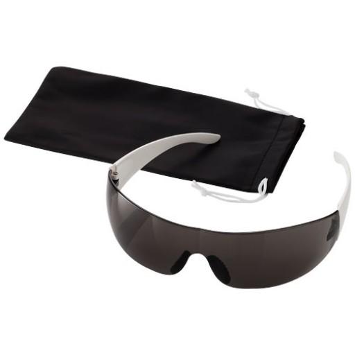 Sport Sonnenbrille | Schwarz,Weiss