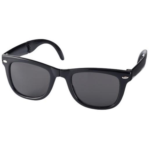 Sun Ray zusammenklappbare Sonnenbrille | Schwarz