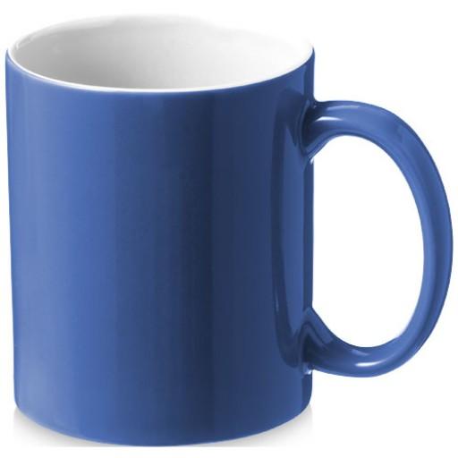 Java 330 ml Keramiktasse | Blau,Weiss