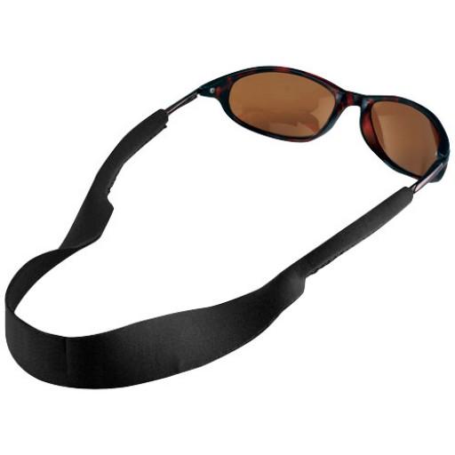 Tropics Sonnenbrillenband | Schwarz