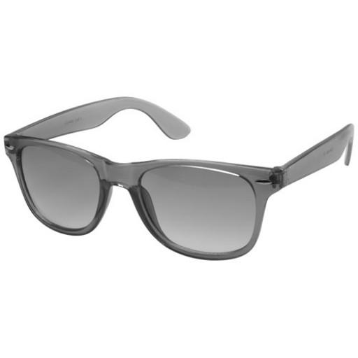 Sun Ray Sonnenbrille – Kristallglas   Schwarz