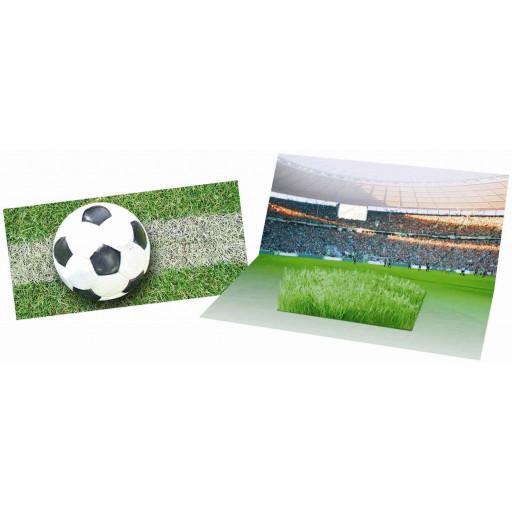 Mini-Arena Karte, Fußballfeld