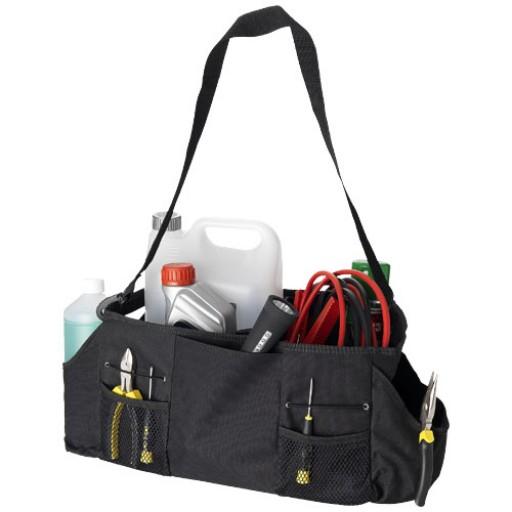 Trunk Kofferraum Organiser | Schwarz