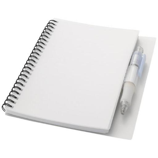 Hyatt Notizbuch   Weiß