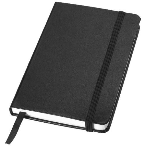 Classic Notizbuch A6 | Schwarz