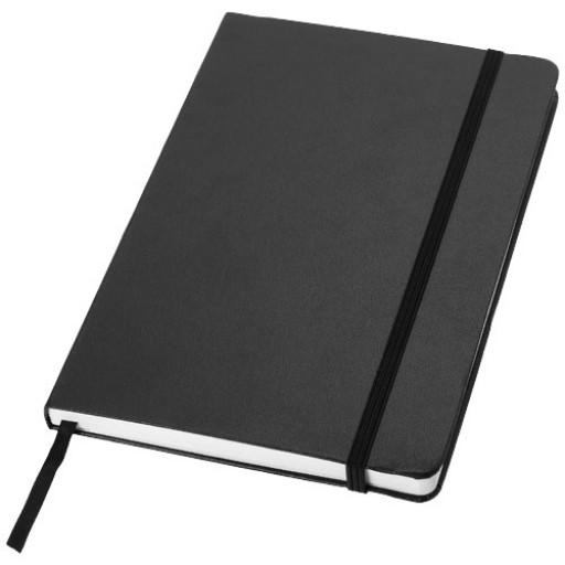 Classic Büro Notizbuch   Schwarz