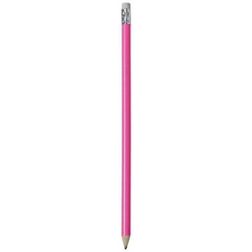 Alegra Bleistift mit farbigem Schaft | Rosa