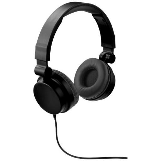 Rally zusammenklappbarer Kopfhörer | Schwarz