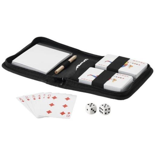 Tronx Spielkarten | Schwarz