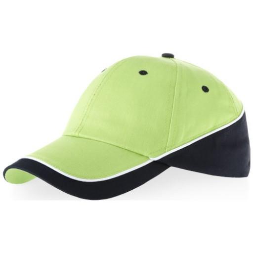 Draw Kappe mit 6 Segmenten | Grün