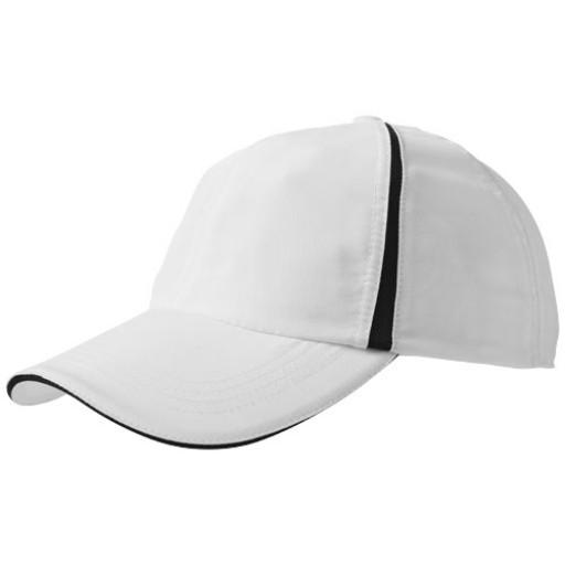 Momentum Kappe mit 6 Segmenten | Weiß