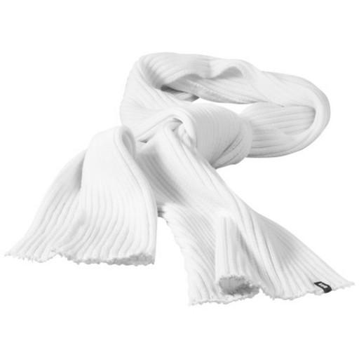 Broach Schal | Weiß