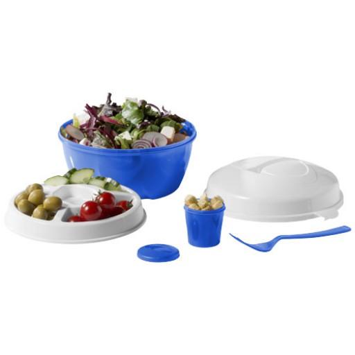Ceasar Salatschüssel Set | Blau