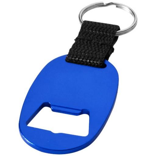 Keta Schlüsselanhänger mit Flaschenöffner | Blau