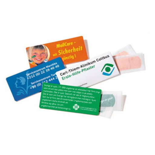 Pflaster-Heftchen Mailcare® Medium