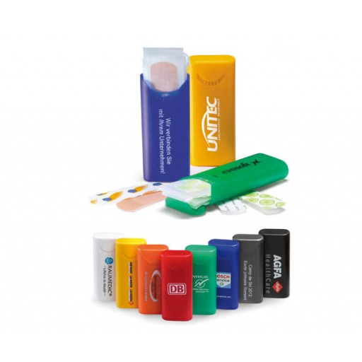 CareCard® Pflasterbox | Weiß