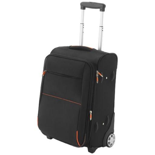 Orange Line Handgepäck Koffer | Schwarz