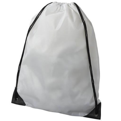 Oriole Premium Sportbeutel | Weiß