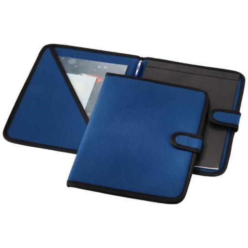 University A4 Schreibmappe | Blau