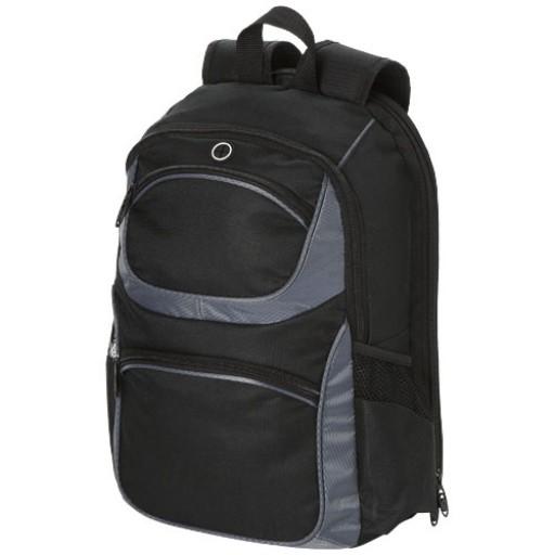 Continental 15,4'' Laptop Rucksack | Schwarz