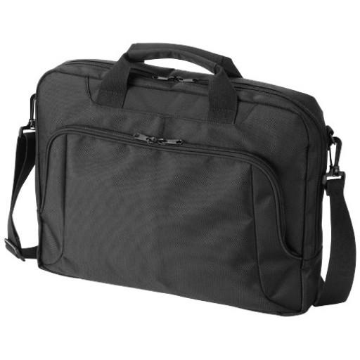 New Jersey 15,6 Laptop Konferenztasche | Schwarz