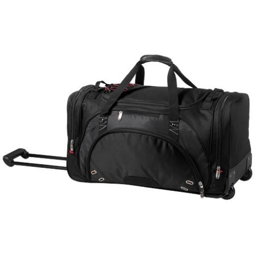 Proton Reisetasche mit Rädern | Schwarz