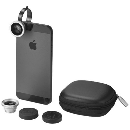 Prisma Smartphone Objektivset | Schwarz