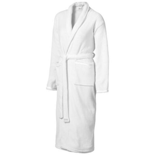 Bloomington Damen Bademantel | Weiß