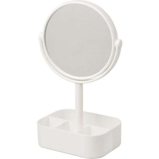 Laverne Kosmetikspiegel | Weiss