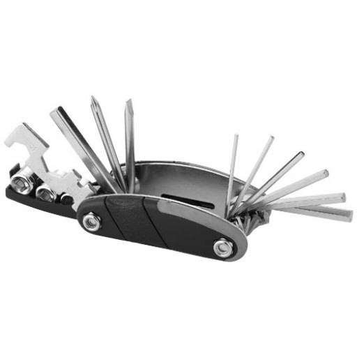 16 teiliges Multifunktionswerkzeug | Schwarz