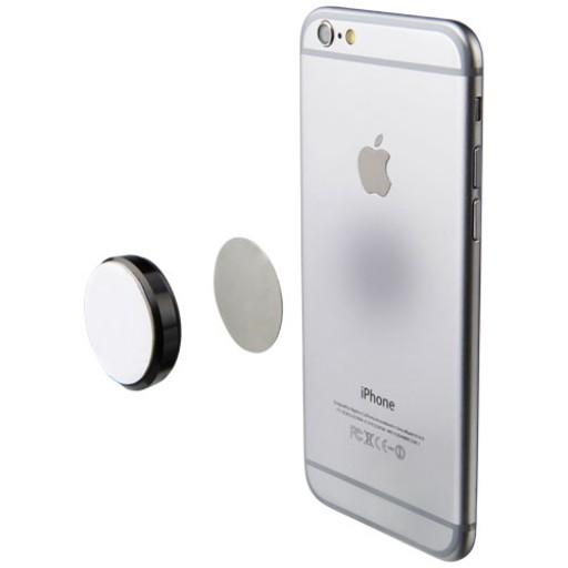 Magnetisches Telefon-Haftpad | Schwarz