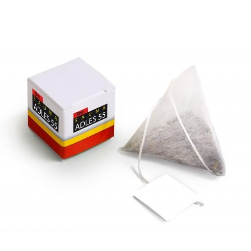 Tee in viereckigem Karton | Digitaldruck