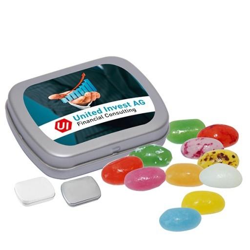 MINI-Klappdose mit American Jelly Beans