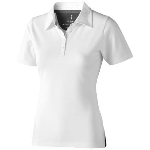 Markham Stretch Poloshirt für Damen