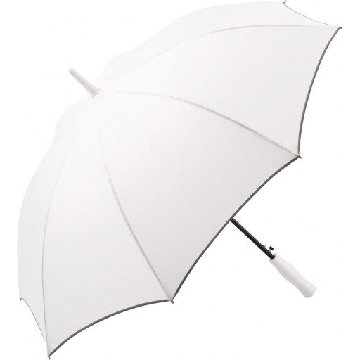FARE®-AC Stockschirm | Weiß | hochwertige Markenschirme von Fare
