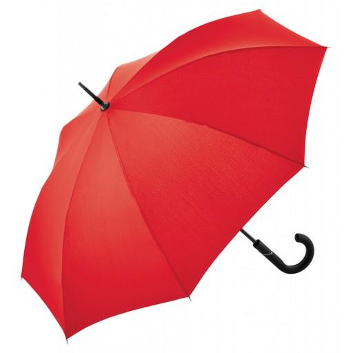 FARE®-Fibertec®-AC Automatik-Stockschirm | Rot | hochwertige Markenschirme von Fare