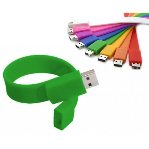 USB-Stick Armband Classic | Grün