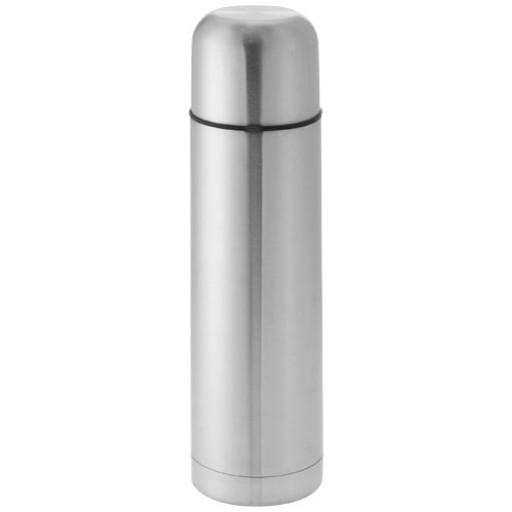 Gallup Vakuum Isolierflasche | Silber