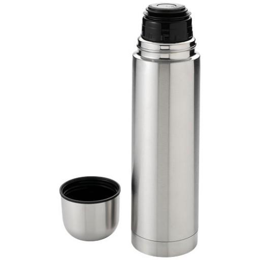 Sullivan Isolierflasche | Silber