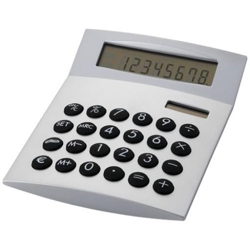 Face-it Taschenrechner | Silber