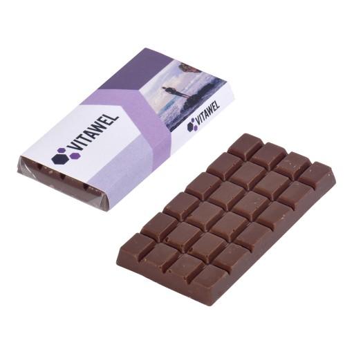 Kleine Schokoladenriegel | Digitaldruck 4-farbig