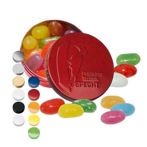 XS-Präge-Taschendose mit American Jelly Beans