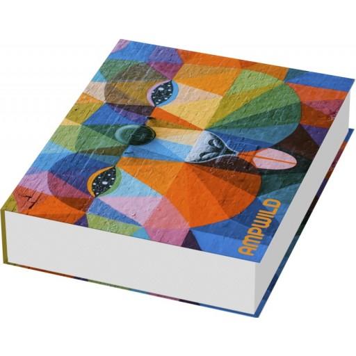Combi Notiz-Set mit Hardcover | Weiss