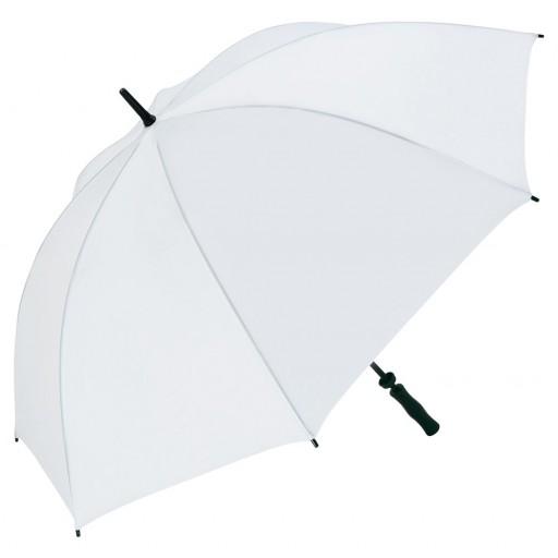Fiberglas-Gästeschirm   Weiß   hochwertige Markenschirme von Fare